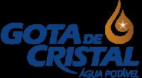 gota de cristal agua potavel logo